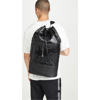 Z538582 MCM Max Coated Canvas Large Backpack