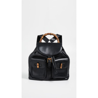 J123988 What Goes Around Comes Around Gucci Large Backpack