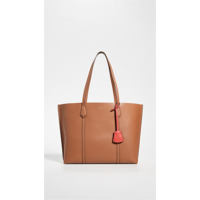 A487922 Tory Burch Perry Triple-Compartment Tote