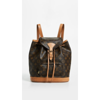 L223517 What Goes Around Comes Around Louis Vuitton Monogram Montsouris Backpack