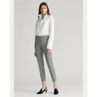 T853905 Houndstooth Skinny Pant