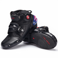 R459955 PRO-BIKER motorcycle boots shoes winter motorcycle riding racing shoes men shoes women shoes Knight locomotive shoes