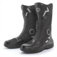 W657290 amu winter motorcycle racing off-road cycling shoes motorcycle boots popular brands breathable cool retro male boots