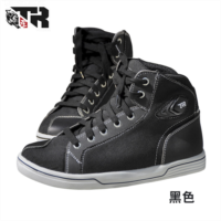 A914177 Tiger motorcycle riding boots casual leather shoes summer popular brands knight equipment racing motorcycle shoes shoes