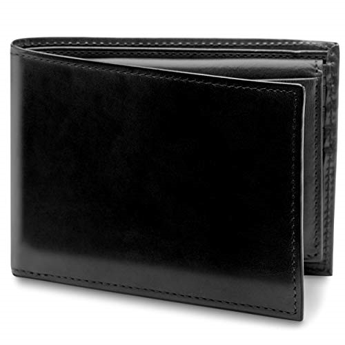 I607055 Bosca Men's Credit Italian Leather Wallet With I.D. Passcase