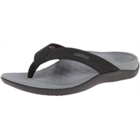 a941523 vionic unihot wave toe-post sandal - flip-flop with concealed orthotic arch support