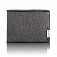 T523981 TUMI - Alpha Double Billfold Wallet with RFID ID Lock for Men