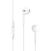 M466507 Apple EarPods with 3.5mm Headphone Plug - White