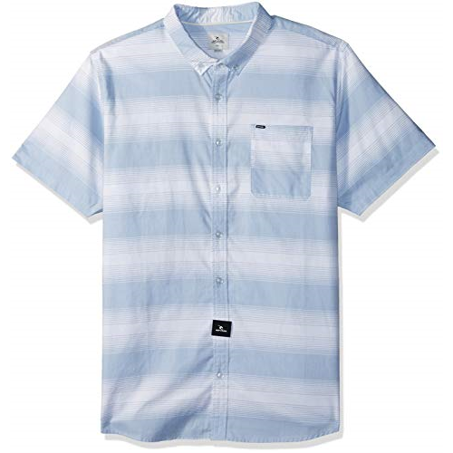 J750360 Rip Curl Men's Ourtime S/S Shirt