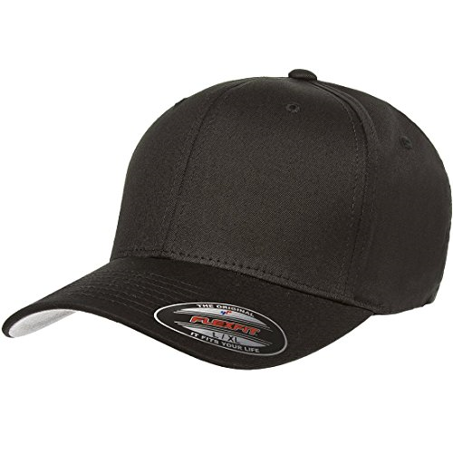 Z999597 Yupoong Flexfit Cotton Twill Fitted Cap
