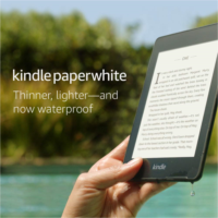O299709 Kindle Paperwhite – Now Waterproof with 2x the Storage – Includes Special Offers