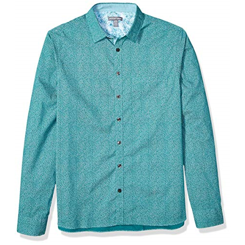 S991381 Geoffrey Beene Men's Big and Tall Easy Care Long Sleeve Button Down Shirt
