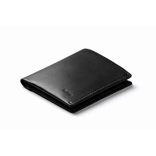 E489115 Bellroy Note Sleeve, slim leather wallet, RFID editions available (Max. 11 cards and cash)